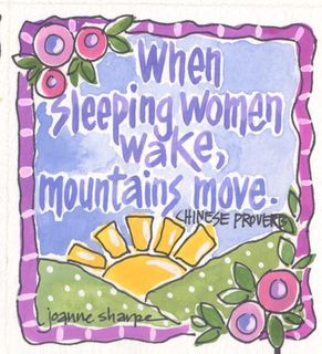 #307E Quote Sheet - Sleeping Women